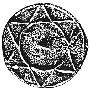 Khazar sun  disc