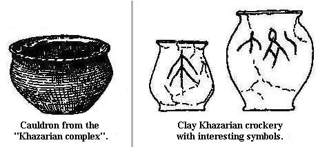 Khazarian  ceramics