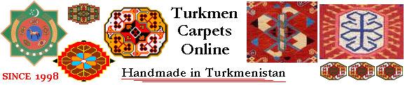 Turkmen Carpets Online